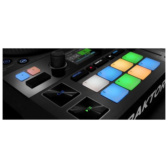 25221 Native Instruments Traktor Kontrol S4 4-Channel DJ System (2 Pack) 2