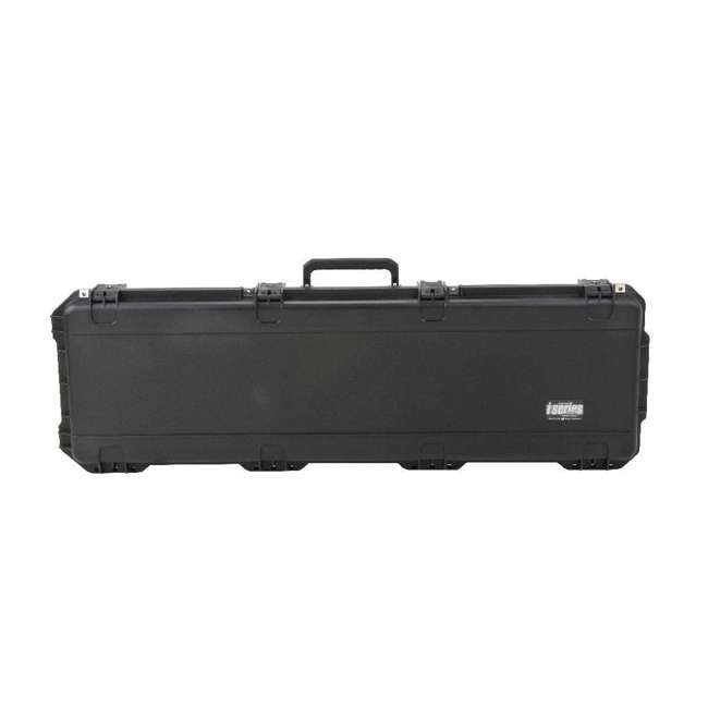 3i-5014-db-U-A SKB Cases iSeries Double Bow/Quad Rifle Case w/ Hard Plastic Exterior (Open Box)