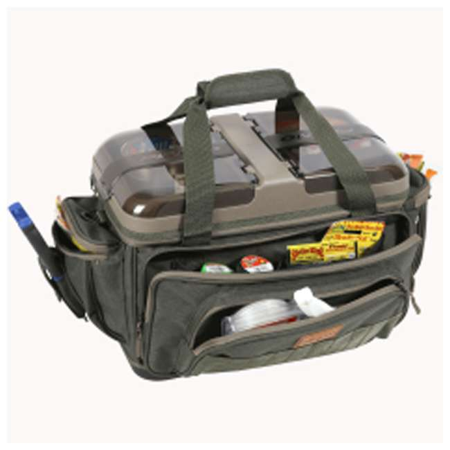 PLANO-473700 Plano A- Series Waterproof Quick-Top Fishing Gear Bag w/Boxes