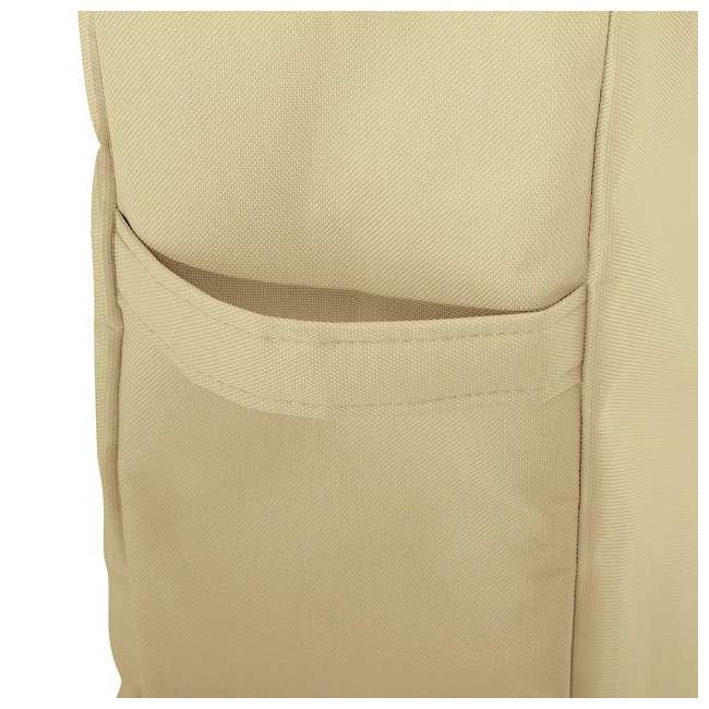 "55-794-201501-00 Classic Accessories Veranda 54"" Flatscreen Outdoor TV Weather Resistant Cover 3"