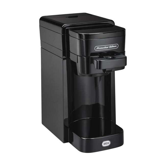 49961 Proctor-Silex FlexBrew SingleServe Coffeemaker 1
