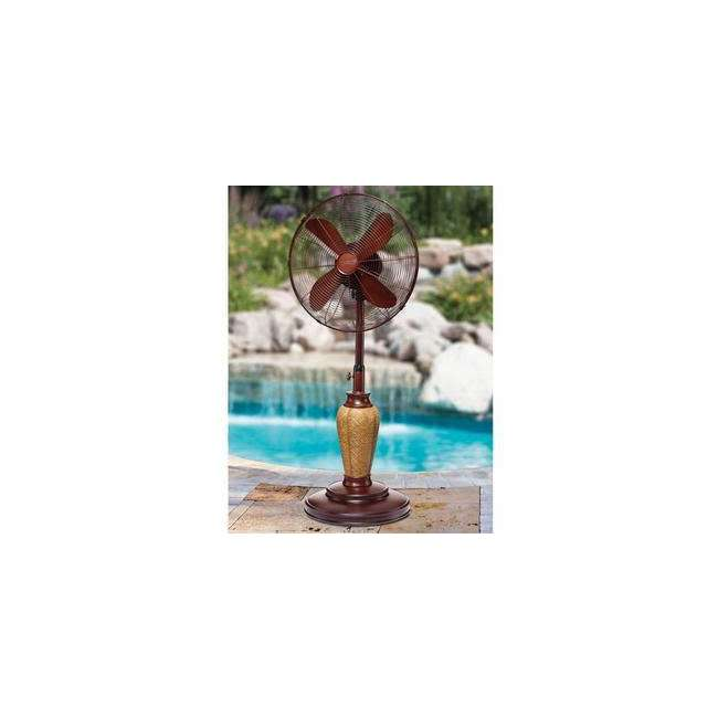 DBF0889 DecoBreeze Adjustable Height Fan, Kailua 2