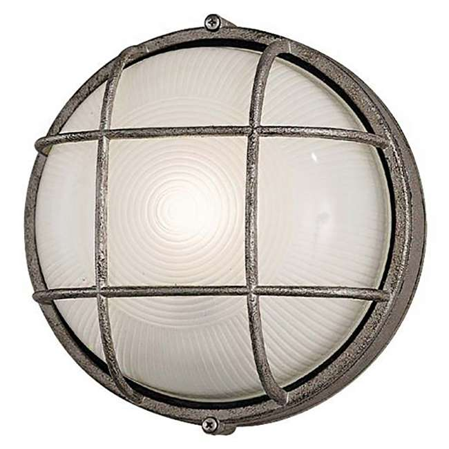 3 x PLC-F9039665N Philips Forecast Oceanview Wall Lantern (3 Pack) 2