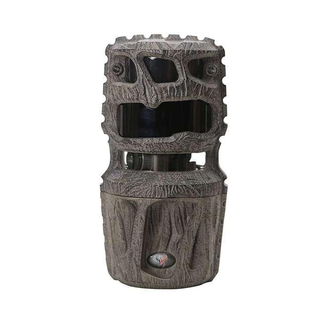 4 x WGI-R12B20-7 Wildgame Innovations 360 Degree 12MP Trail Camera, Camo (4 Pack) 1
