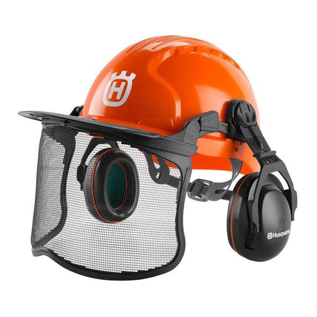HV-PA-590091101 Husqvarna HV-PA-590091101 Personal Protective Homeowner Kit, Orange & Black 2
