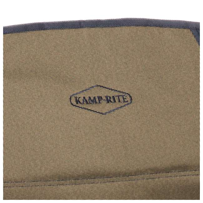 4 x CC105 Kamp-Rite Folding Director's Chair with Side Table (4 Pack) 5
