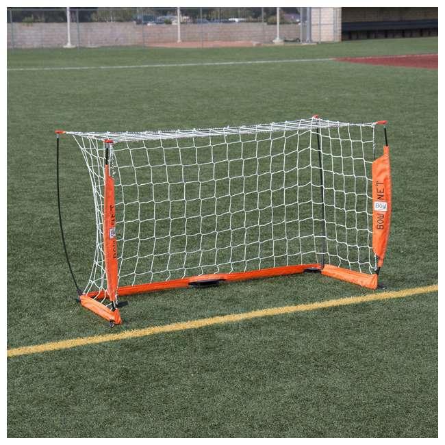 Bow3x5 Bownet 3' x 5' Portable Training Practice Soccer Goal 4