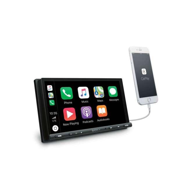XAV-AX5000-OB Sony CarPlay/Android Auto Media Receiver with BlueTooth(Open Box) 2