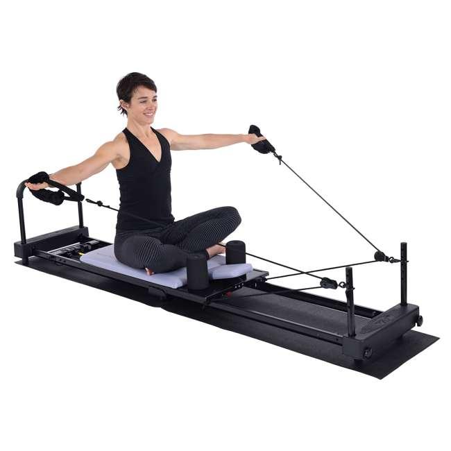 55-4420-OB Stamina AeroPilates 4-Cord Reformer Plus Pilates Fitness Machine (Open Box) 1