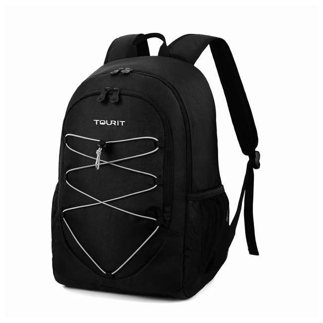 TO0260028A001 TOURIT TO0260028A001 Loon Insulated Lightweight Lunch Cooler 28 Can Backpack