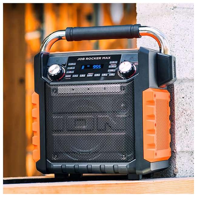 4 x iPA 81OR ION Audio Wireless Bluetooth Job Rocker Max Speaker (4 Pack) 4