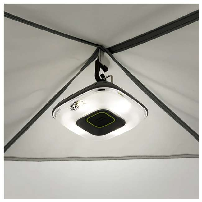 40057 CORE 10 x 10-Foot Instant Screen House Canopy Tent w/ Ground Stakes & Tie Downs 3