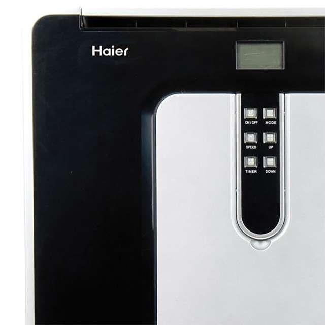 HPND14XHT-U-A Haier 14,000 BTU Portable Air Conditioner AC Unit with Heat Option (Open Box) 2