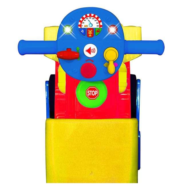054080 Kiddieland Disney Mickey Mouse Battery-Powered Ride-On Train 4