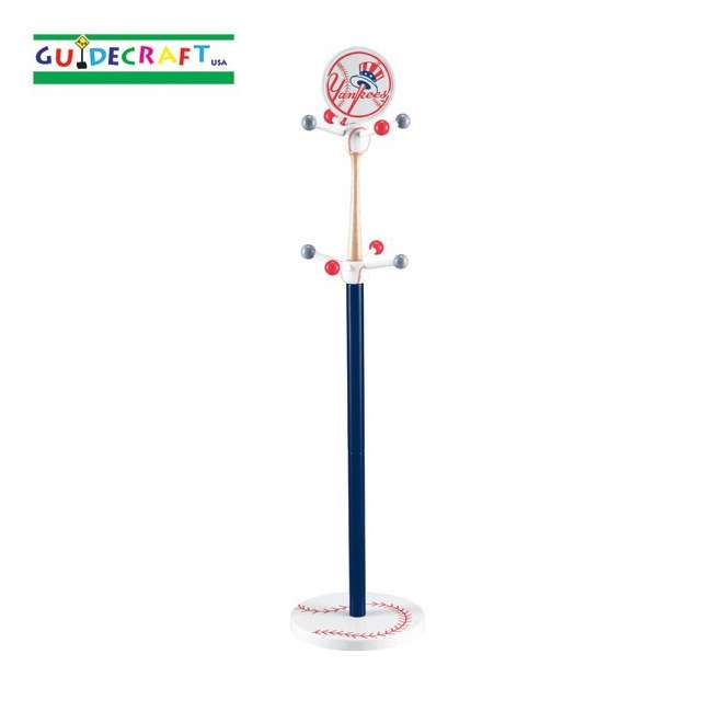 G11413 Guidecraft Yankees Clothes Tree