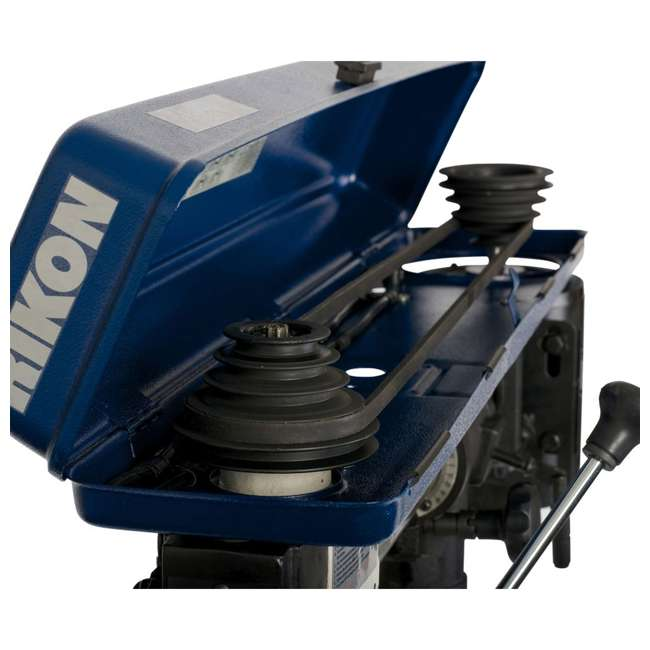 30-140 RIKON Power Tools 30-140 Work Bench Top Swiveling Head Radial Drill Press, Blue 7