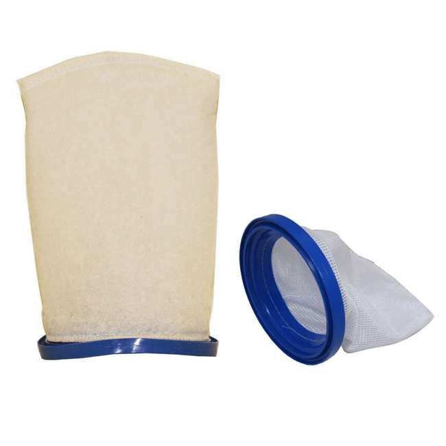 P30X022XF + PBW022AP Water Tech Pool Spa Cleaner Filter Bag & Vacuum Cleaner Bag