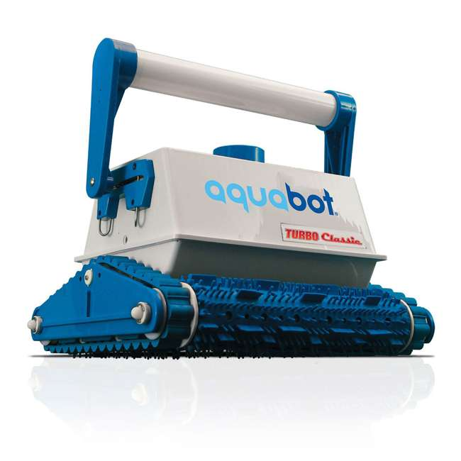 ABTR1 AquaBot Turbo Classic Plus In Ground Automatic Robotic Swimming Pool Cleaner