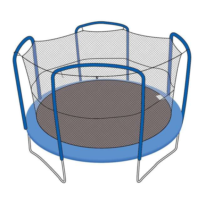 N1-1518200000 Replacement Safety Net for 15-Foot Trampoline Frames 1