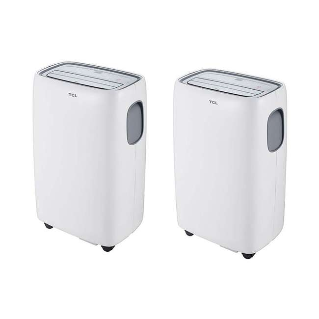 TCL 14,000 BTU Portable Electric Air Conditioner with ...