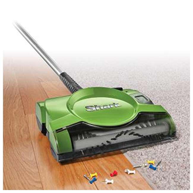 V2930_EGB-RB Shark V2930 10 Inch Cordless Floor and Carpet Sweeper (Certified Refurbished) 1