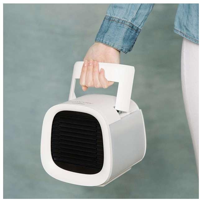 EV-500W Evapolar EV-500W evaCHILL Personal Evaporative Humidifier Air Conditioner, White 2