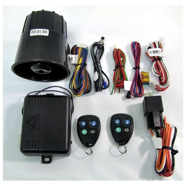 Aps101n Audiovox Prestige Remote Alarm Security System