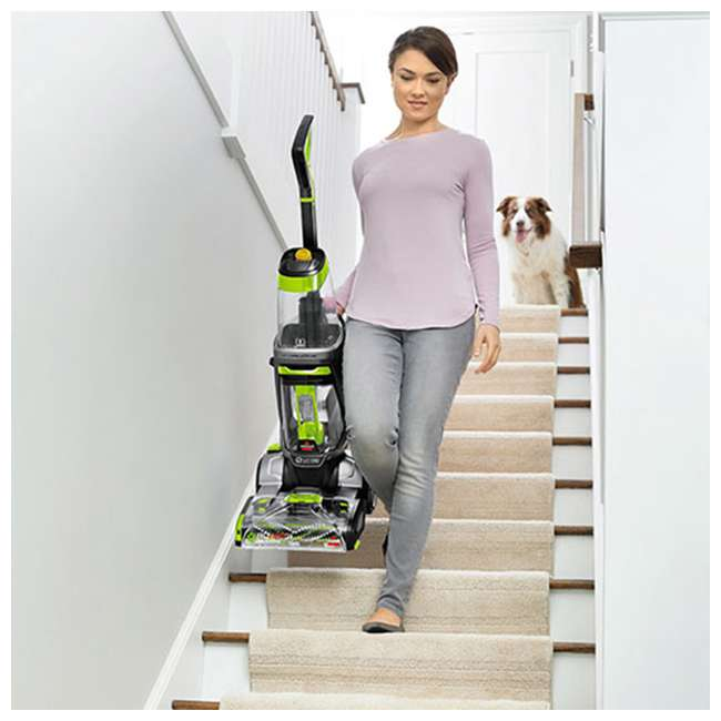 2007P_EGB-RB Bissell 2007P Pet Deluxe Proheat 2x Carpet Deep Cleaner (Certified Refurbished) 10