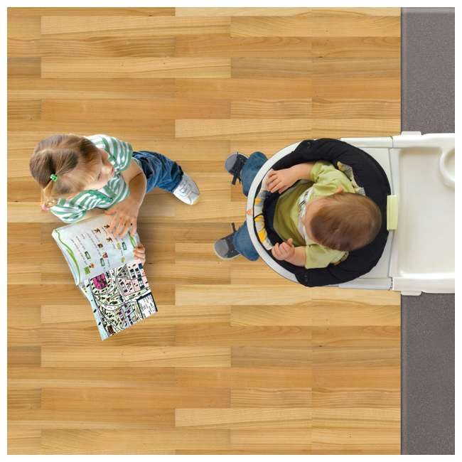 CHI-0706170530 Chicco 360 Rotating Hook-On Highchair (2 Pack) 2