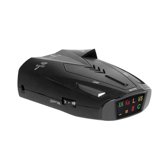 ESD-9275 Cobra 9 Band Police Radar Detector