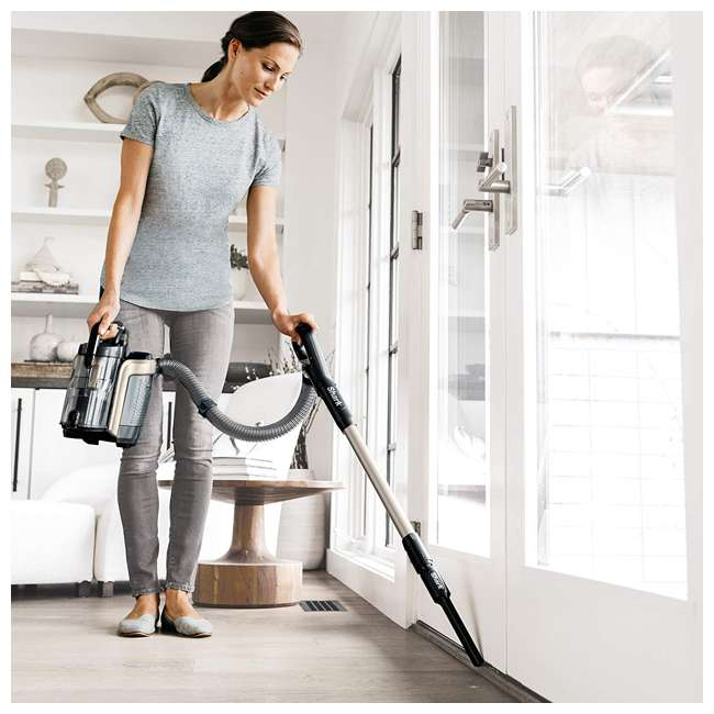 IC162-RB Shark ION P50 Lightweight Powered Lift-Away DuoClean Cordless Upright Vacuum 1