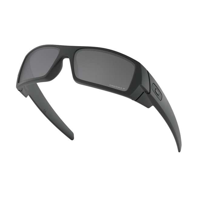 OO9014-2860 Oakley OO9014-2860 Standard Issue Gascan Prizm Polarized Sunglasses, Blackside 4