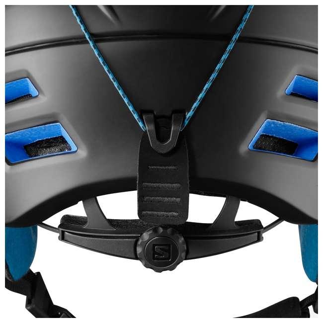 L39919856 Salomon MTN Lab Mens Black Alpine Skiing & Snowboarding Helmet, Small (53-56cm) 3