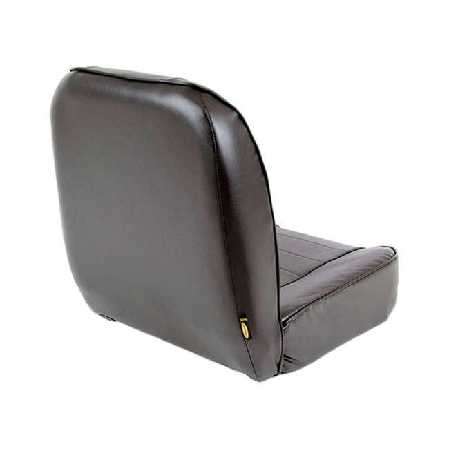 44801-SMITTYBILT Smittybilt Front Stationary Low Back Bucket Seat, Black 3