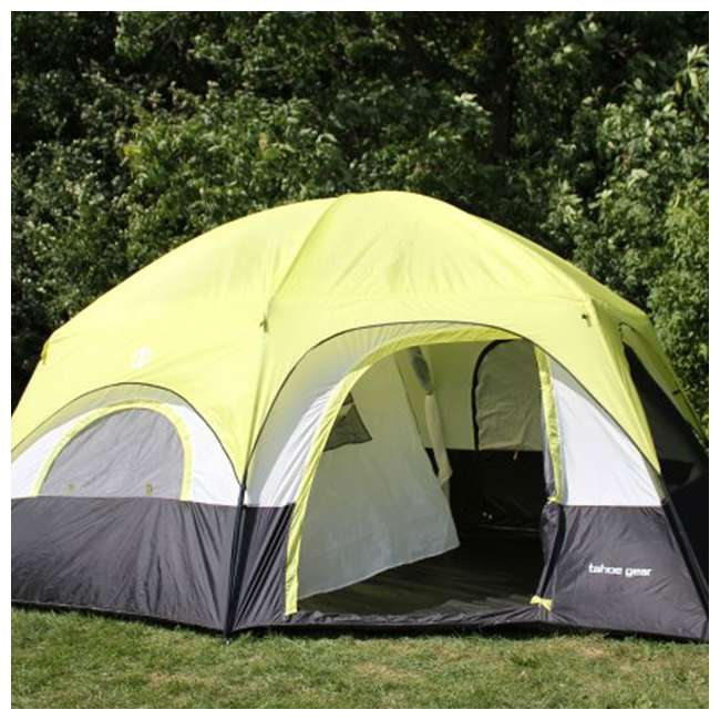 TGT-CORONADO-12 Tahoe Gear Coronado 12-Person Family Tent 2
