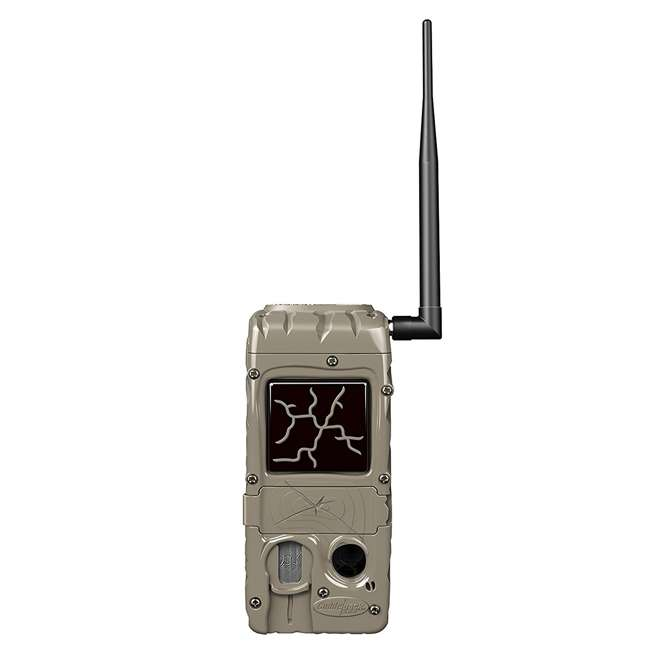 G-5055-CL-DUAL20 + SD4-16GB-SAN Cuddeback CuddeLink Hunting and Game Trail Camera + 16GB SD Card 1
