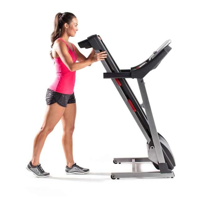 PFTL50717 ProForm Fit 425 Running Walking Exercise Treadmill, Black 1