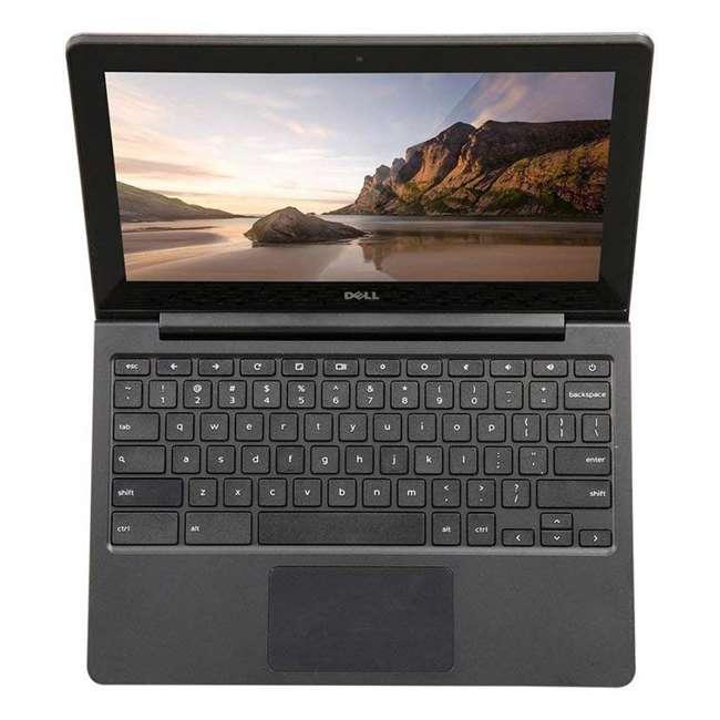 "CB1C13-C-SKIN Dell CB1C13 Chromebook 11 2GB 11.6"" HD Display Laptop (Certified Refurbished) 1"