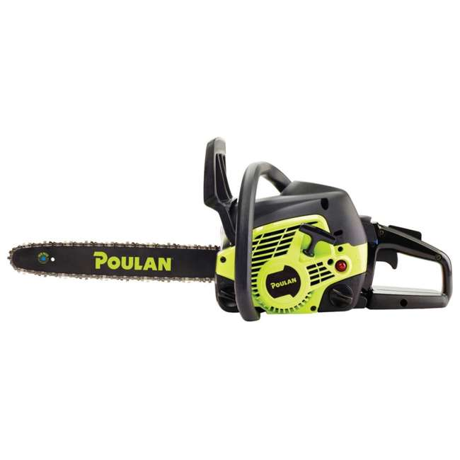 """3 x PL-967061703-ARC-RB Poulan 14"""" 33CC Gas Chain Saw PL3314 (Certified Refurbished) (3 Pack) 3"""