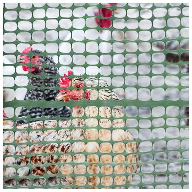 APSF4100G-U-A Abba Patio 4 x 100 Feet Recyclable Plastic Netting (Open Box) 1