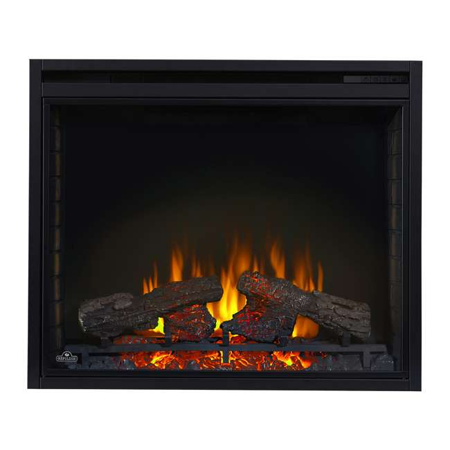 NEFB33H-OB Napoleon Ascent 33 9000 BTU Built-In Electric Fireplace Insert (Open Box) 5