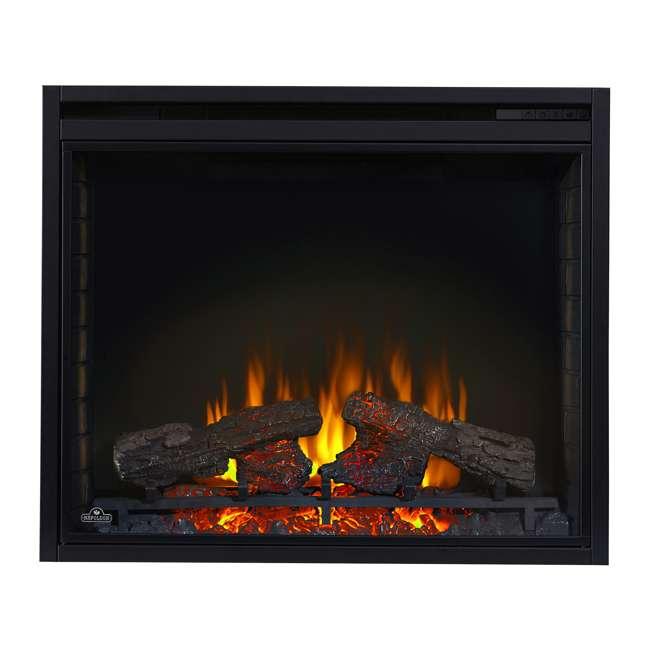 NEFB33H-OB Napoleon Ascent 33 9000 BTU Built-In Electric Fireplace Insert (Open Box) 5