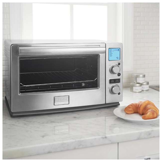 Frigidaire Countertop Convection Oven : Frigidaire 6 Slice Stainless Convection Toaster Oven + 12-Cup Drip ...