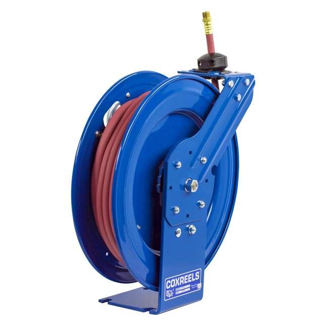 P-LP-350 Coxreels P Series Low Pressure Retractable Air and Water Hose Reel 6