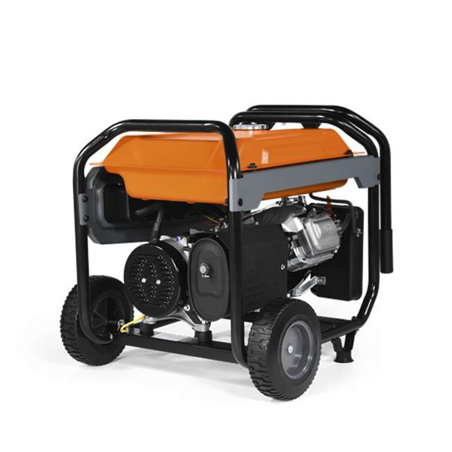 GNRC-7690 Generac 7690 GP6500 COSense 6500 Watt 389cc Portable Wheeled Gas Power Generator 3