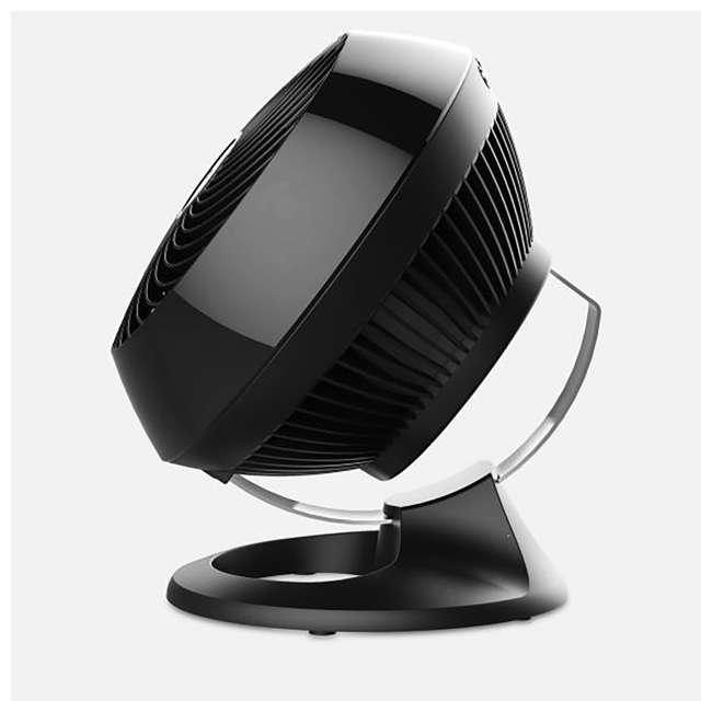 VOR-560-BLACK Vornado 560 Medium Air Circulator Floor Fan, Black (2 Pack) 1