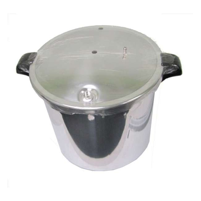 01362 Presto 01362 6 Quart Stainless Steel Pressure Cooker 1