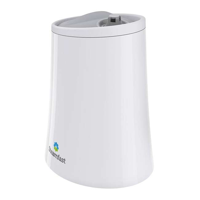SF-920-U-C Steamfast Warm Air Steam Humidifier Essential Oil Diffuser, White (For Parts) 3