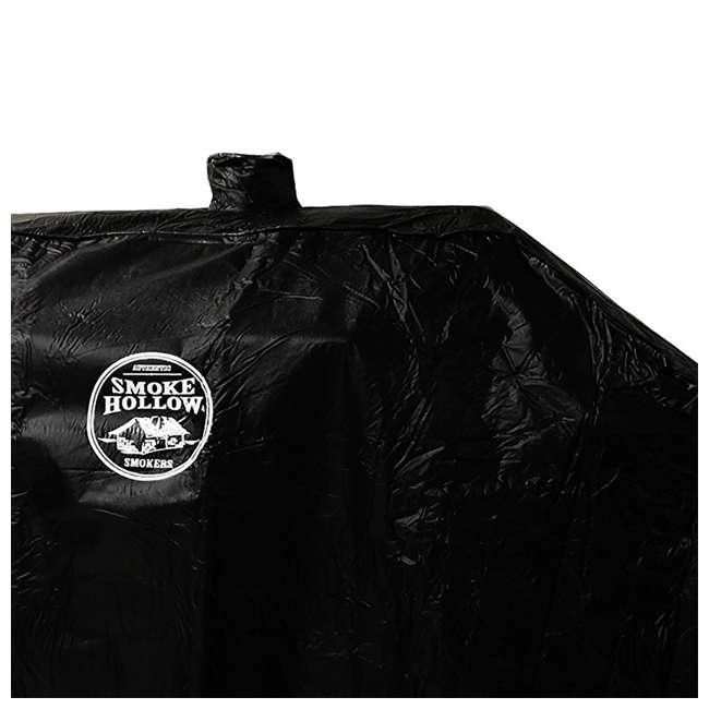 "SH-GC1000 Smoke Hollow Weather Resistant Polyester Heavy Duty 65-70"" Grill Cover (2 Pack) 4"