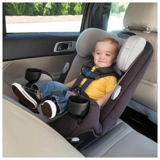 CC190DXT Safety 1st Grow & Go EX Air 3-in-1 Car Seat, Silverbury Ash 1